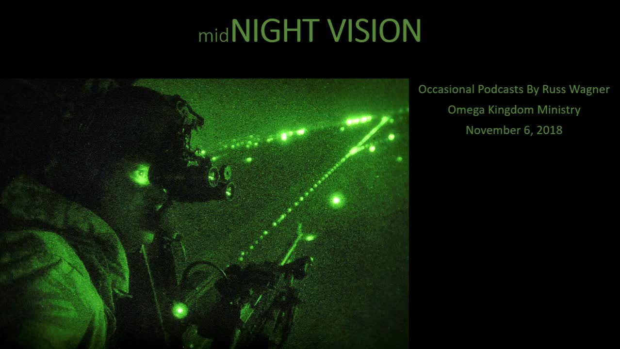 midNIGHT VISION -  SECOND WIND -  for Baby Boomers
