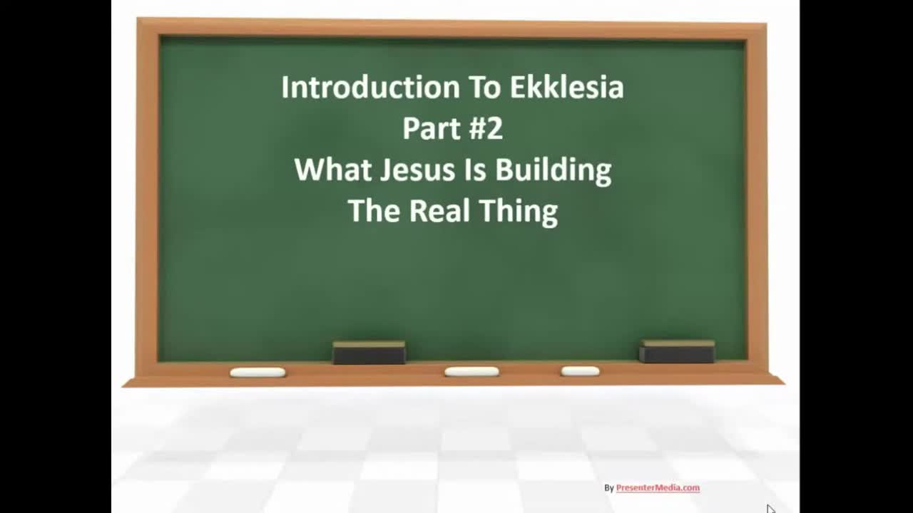 eQuipping the Ekklesia | 6.14.2020