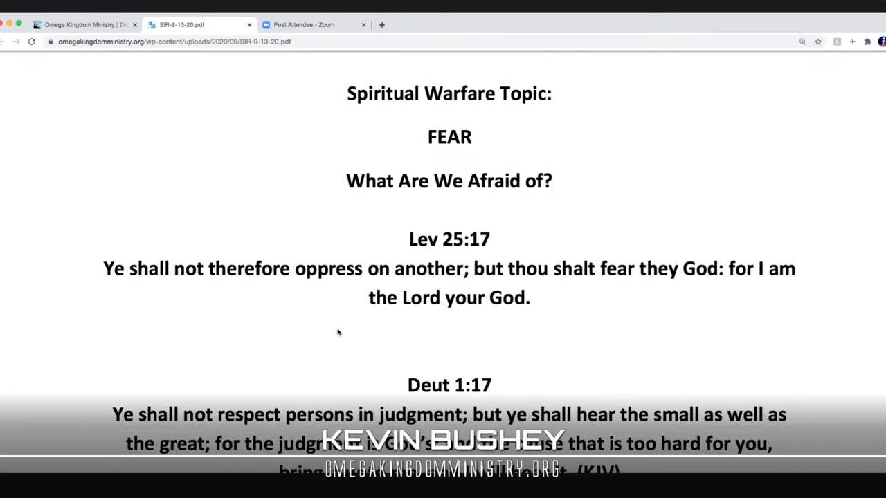 EQUIPPING THE EKKLESIA   9.13.2020