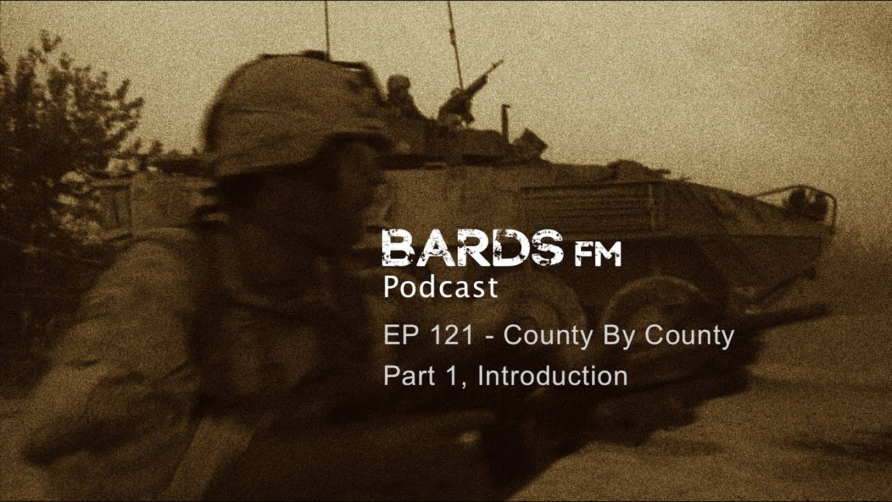 EP121 -  Count By County, Part 1, Introduction