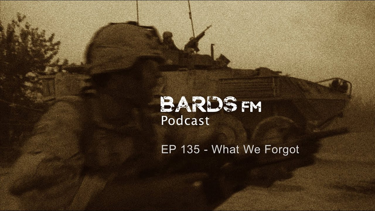 EP135 - What We Forgot