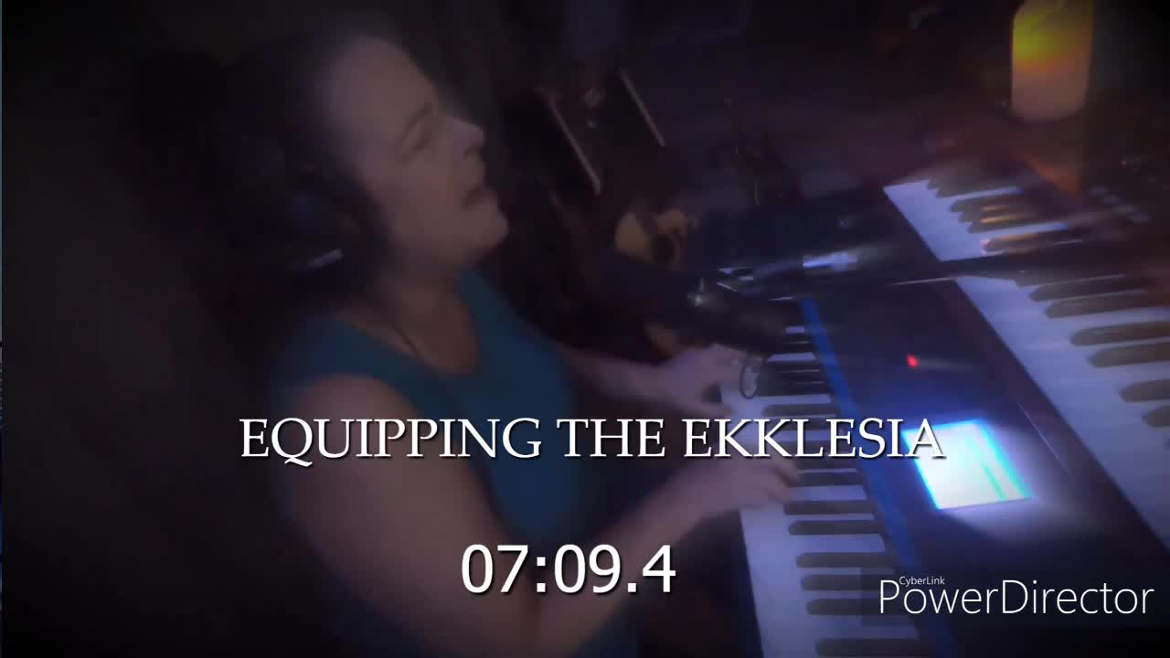 EQUIPPING THE EKKLESIA | 2-21-2021