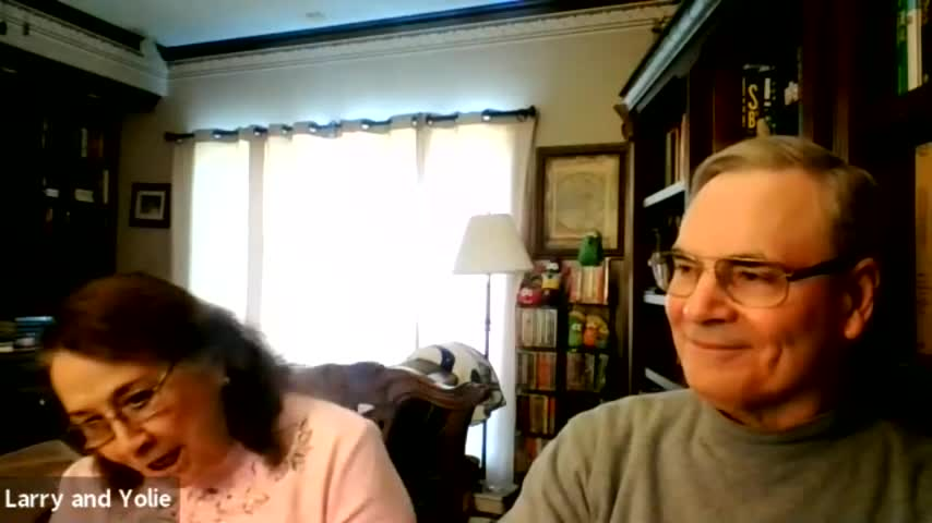 Becoming Ekklesia - Dr. Larry & Yolie Vierra Part 1 (Their Story)