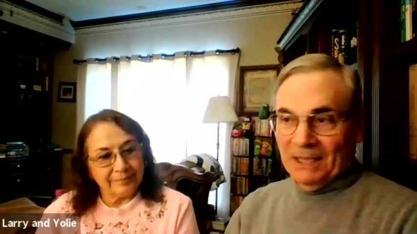 Becoming Ekklesia - Dr. Larry & Yolie Vierra Part 2 (Medical Opinion Discussion)